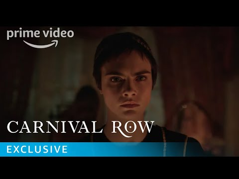 Carnival Row Vignette Reveals That She is From the Fae | Prime Video