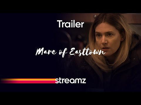 Mare of Easttown | Streamz | HBO | Serie | Trailer