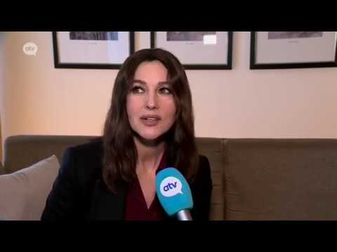 Monica Bellucci on the shooting in Spider in the Web