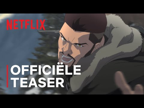 The Witcher: Nightmare of the Wolf | Officiële teaser | Netflix