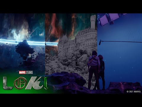 Journey to the End of the Timeline | Behind The Scenes of Marvel Studios' Loki