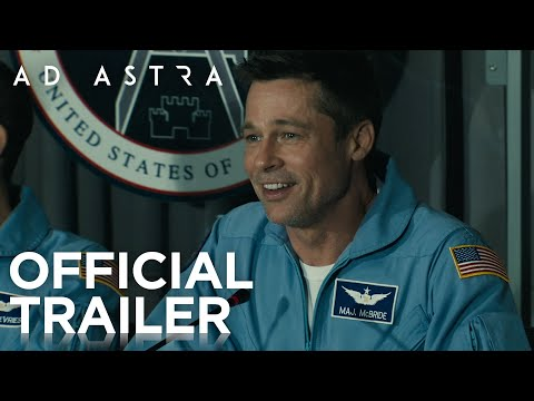 Ad Astra   Official Trailer   HD   FR/NL   2019