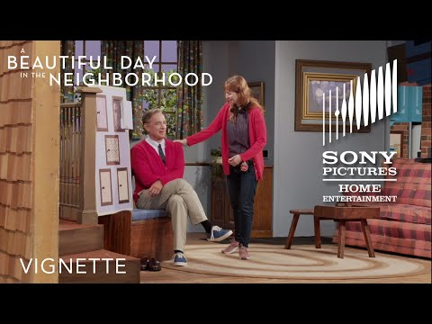 A BEAUTIFUL DAY IN THE NEIGHBORHOOD Vignette - Directing Mister Rogers