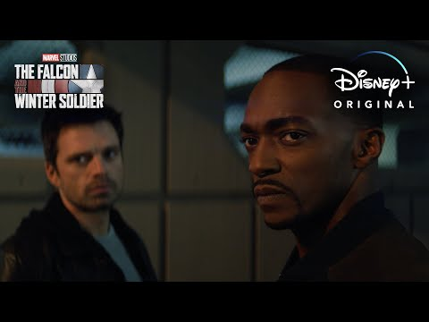 Right Handed | Marvel Studios' The Falcon and The Winter Soldier | Disney+