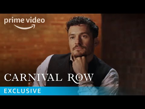 Carnival Row - Behind the Row: Creating The Row's World Through Set Design | Prime Video