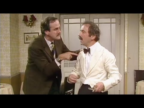 I Know Nothing! | Fawlty Towers | BBC Comedy Greats