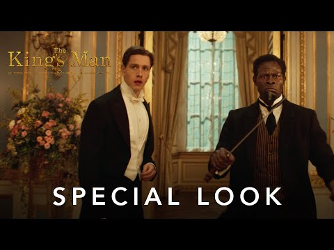 The King's Man | Special Look | HD | FR/NL | 2021