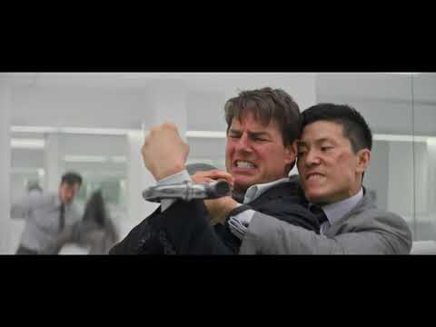 """Mission: Impossible - Fallout (2018) - """"Bathroom Fight"""" - Paramount Pictures"""