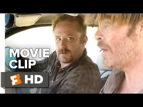 Hell or High Water Movie CLIP - Texas Bank (2016) - Chris Pine Movie