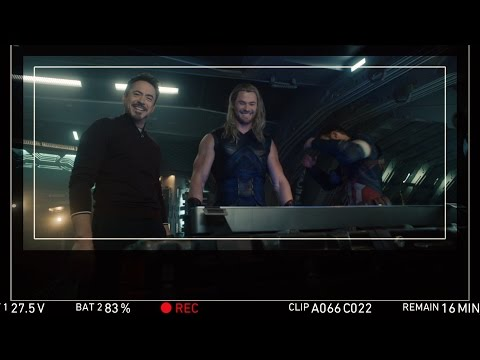 Marvel's Avengers: Age of Ultron - Re-Assembled - OFFICIAL | HD
