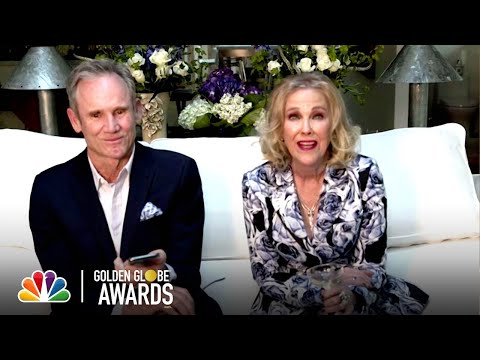 Catherine O'Hara: Best Actress in a TV Series, Musical or Comedy - 2021 Golden Globes