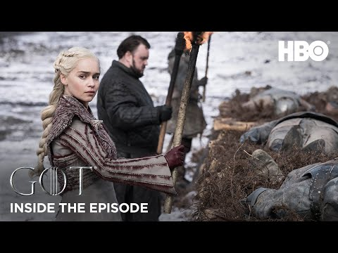 Game of Thrones | Season 8 Episode 4 | Inside the Episode (HBO)
