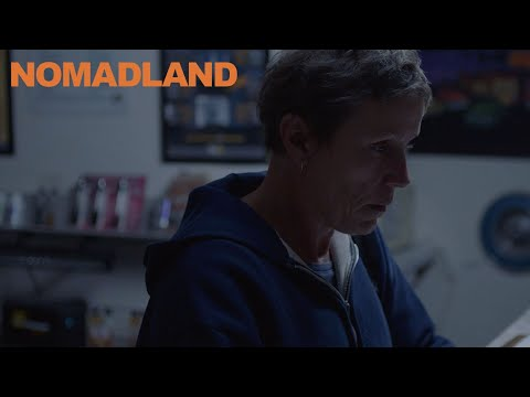 NOMADLAND | Mechanic Clip | Searchlight Pictures