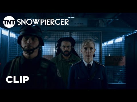 Snowpiercer: Tailies Plan a Rebellion - Season 1, Episode 1 [Clip] | TNT