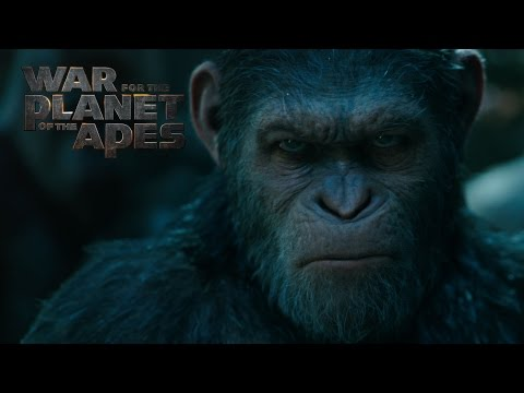 War for the Planet of the Apes   Trailer Tomorrow   20th Century FOX
