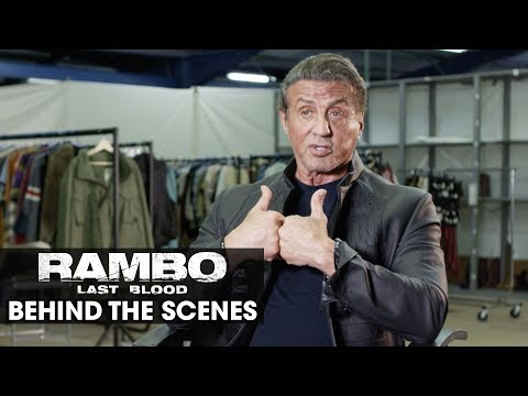"""Rambo: Last Blood (2019 Movie) Official BTS """"Vengeance"""" – Sylvester Stallone"""