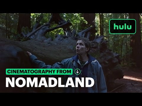 The Cinematography of Joshua James Richards | Nomadland | Hulu