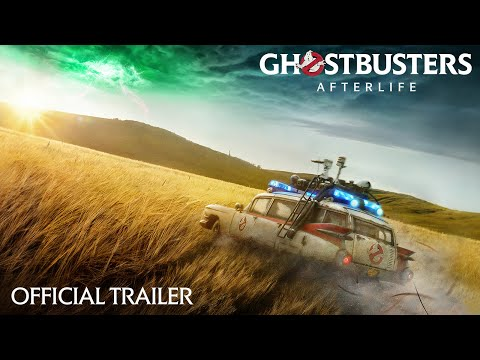 GHOSTBUSTERS AFTERLIFE Official Trailer / S.O.S. FANTOMES : L'HÉRITAGE bande-annonce officielle