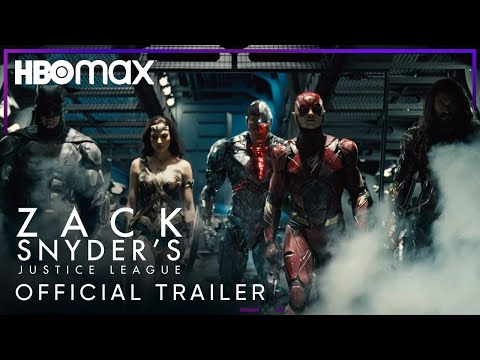 Zack Snyder's Justice League   Official Trailer   HBO Max