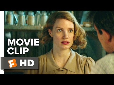 The Zookeeper's Wife Movie Clip - Bring Them Out (2017) | Movieclips Coming Soon