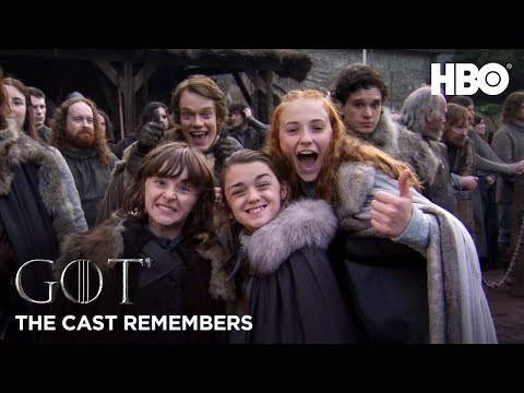 The Cast Remembers | Game of Thrones: Season 8 (HBO)