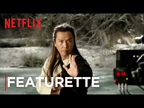 Crouching Tiger, Hidden Dragon: Sword of Destiny | Action Featurette | Netflix