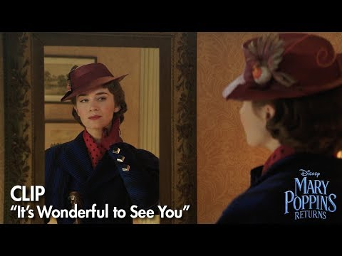 """""""It's Wonderful to See You"""" Clip 