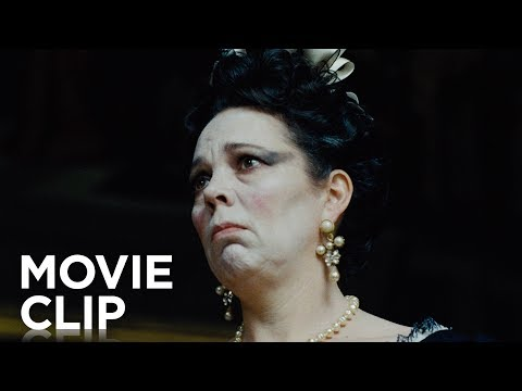 """THE FAVOURITE 