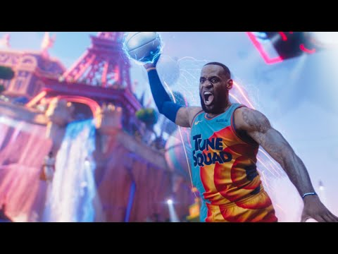 Space Jam: A New Legacy | Official Trailer | NL/FR