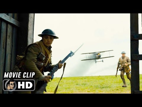 1917 Clip - Dogfight (2019) Sam Mendes