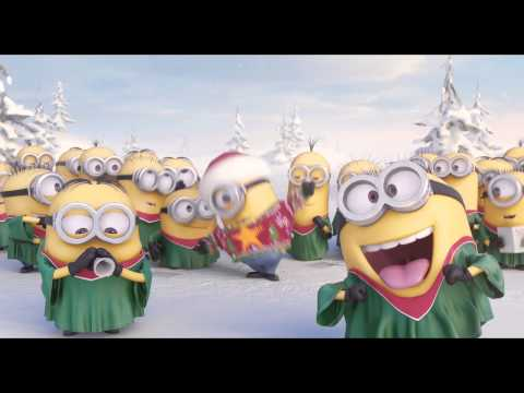 MINIONS Go Caroling - Holiday Gift Card Offer - AMC Theatres