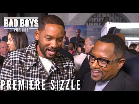 BAD BOYS FOR LIFE - Premiere Sizzle