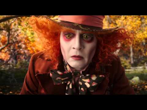 Alice Through the Looking Glass Movie Trailer