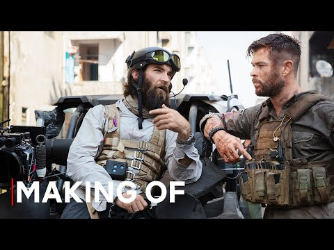Extraction | Making of The Oner | Netflix