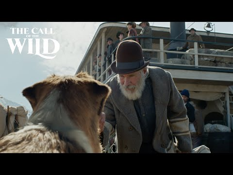 "The Call of the Wild | ""Thornton Meets Buck"" Special Clip"