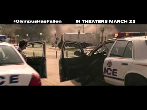 Olympus Has Fallen - Red Band Clip