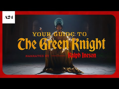 Legends Never Die: An Oral History of 'The Green Knight' | Narrated by Ralph Ineson | A24