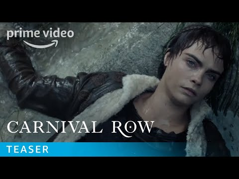 Carnival Row - Teaser: Refugees of Carnival Row | Prime Video