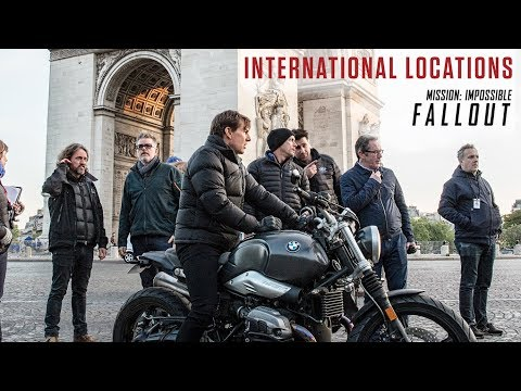 """Mission: Impossible - Fallout (2018) - """"International Locations"""" - Paramount Pictures"""