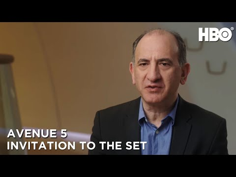 Avenue 5: Invitation to the Set - Cast Shares What To Expect from Season 1 | HBO