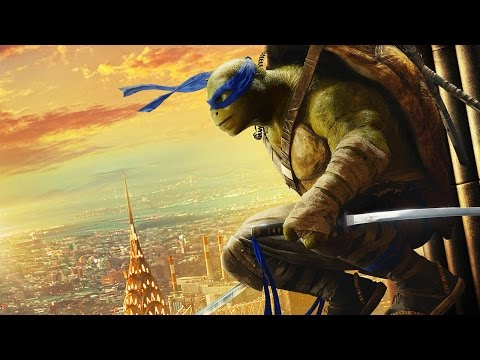 Teenage Mutant Ninja Turtles: Out of the Shadows | Leonardo Cinemagraph | Paramount Pictures BE