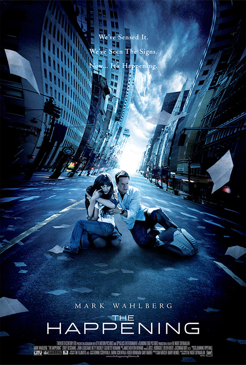 The Happening film poster