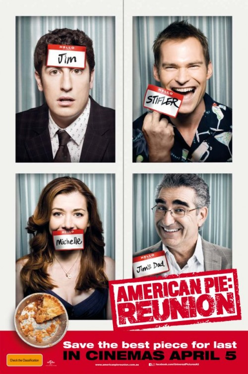 a review of the movie american pie Crass and unnecessary sequel with lots of cursing, sex read common sense media's american pie presents: band camp review, age rating, and parents guide.