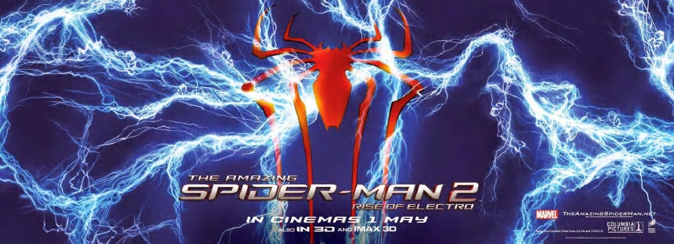 Nu in de bioscoop: The Amazing Spider-Man 2