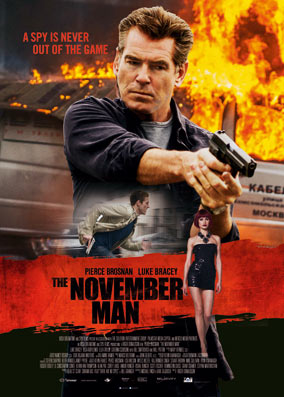 The November Man Review Op Moviepulp